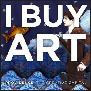 BUY ART Providence, the City's own creative campaign to encourage local art buying